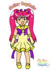 Mystery Fan Senshi Revealed: 50
