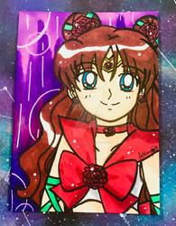 ATC Prize: Sailor Rose Red 2