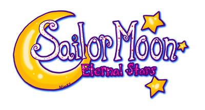Sailor Moon Eternal Stars Logo