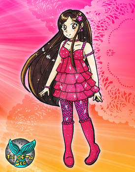 Prize: Magical Girl Sophie