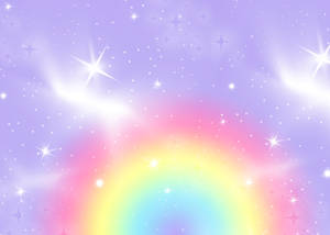 Pastel Space Background