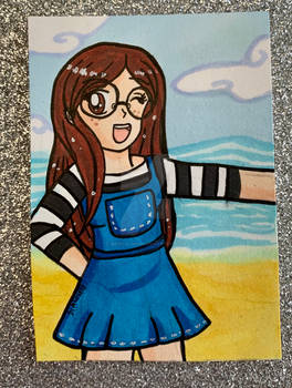 ATC Gift: Sophie