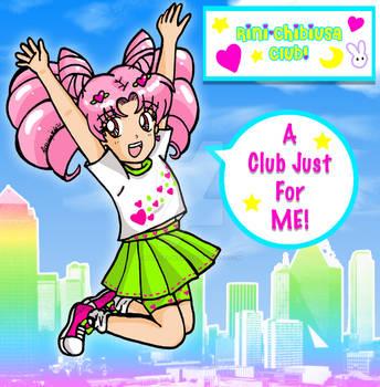 New Group Sign: Rini-Chibiusa by Magical-Mama