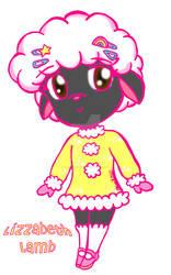 Chibi Anthro: Lizzabeth Lamb