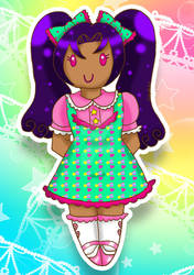 Chibi Cookie Style: Princess Sweetheart
