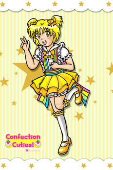 Confection Cuties: Confectionist Amber
