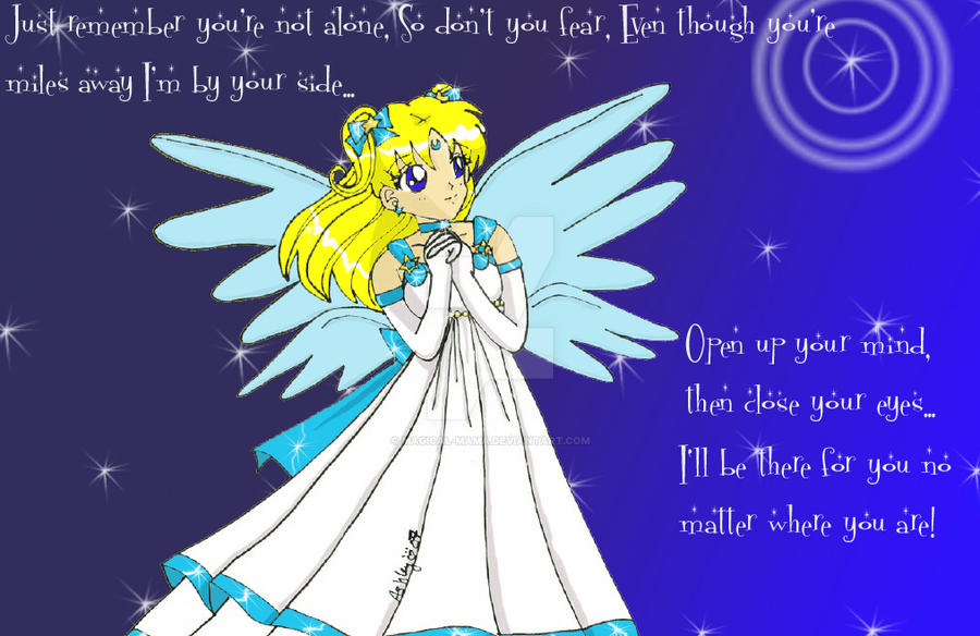 Angel Princess Ashley by YuniNaoki