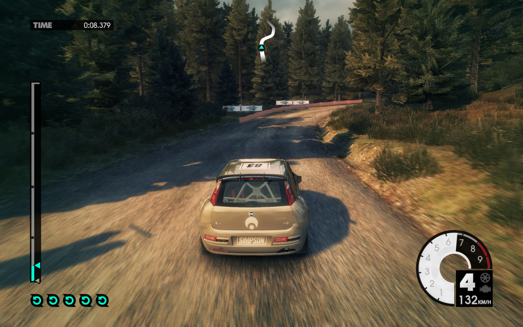 how to play dirt 3