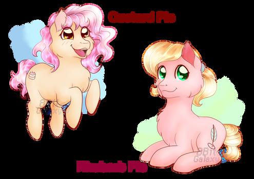 Rhubard and Custard Pie (Next Gen)