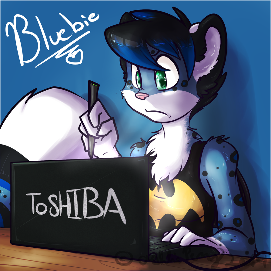 2014 Mini Bluebie by BlueKazenate