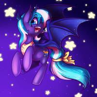 daydreamsyndrom Contest Night Star Strudel by BlueKazenate