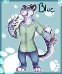 Zootopia Blue