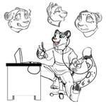 Zootopia OC Doodles
