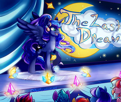 Com Luna And The Last Dream