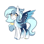 Unnamed Pegasi Bab by BlueKazenate