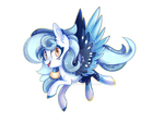 Star Shimmer by BlueKazenate