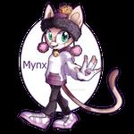 Mynx Alt Outfit of 2021 by BlueKazenate