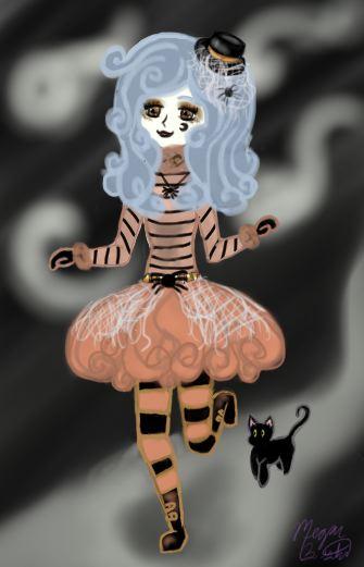 Happy Halloween! by Kahana14