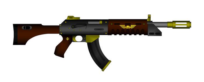 Krasnikov Mk VII pattern Autogun