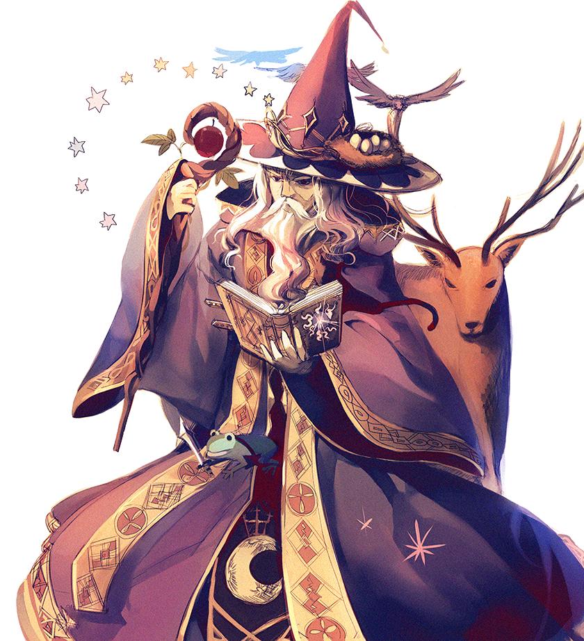 Sorcerer by kirero1
