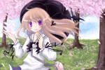 Under Sakura by mimirin