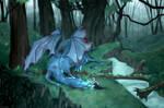 Heal the Dragon by mimirin