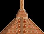 Echidna Pyramid No. 2