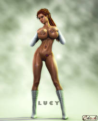 Lucy Titties by cdcnkkuy004