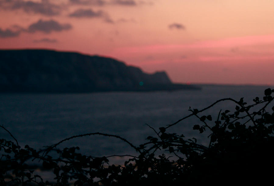 Dawn on Dover II by piskieheart