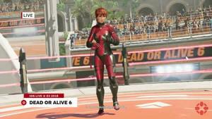 Dead Or Alive 6: Screenshot: Kasumi