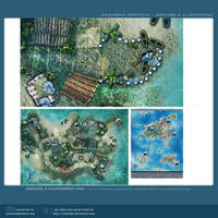 board game map by Navetsea