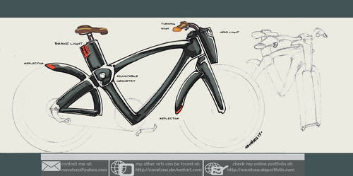 bicycle rough concept