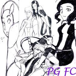 Phantom Girl DA ID