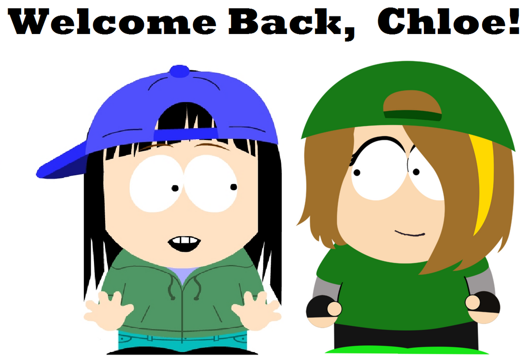 Gift: Welcome back, Chloe! by mrcookie45