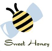 Sweet Honey Logo by sparkling-eye
