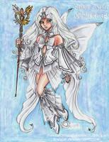 Sailor Zodiac Ophiuchus by Enock