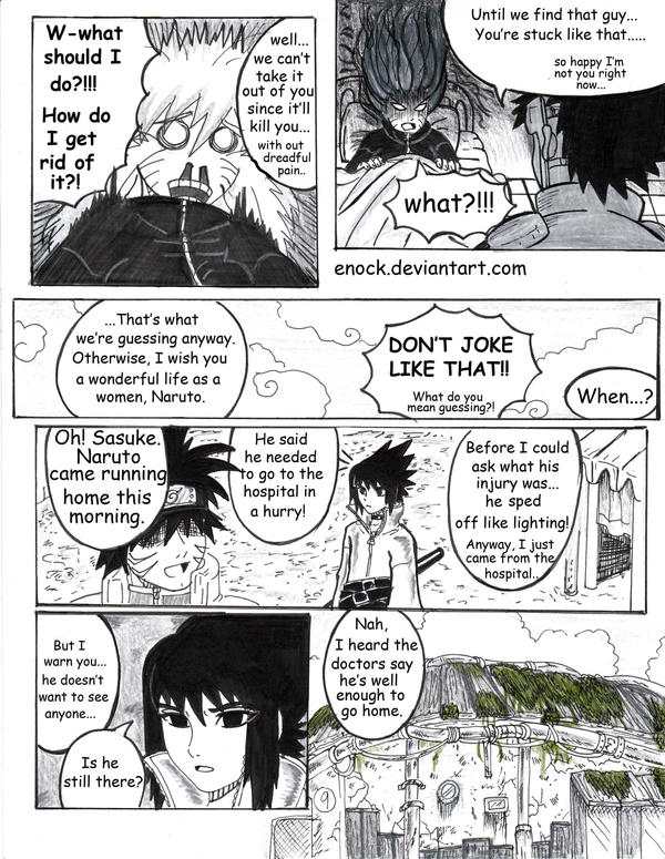 Naruto Period: Page_009 by Enock