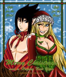Naruto's Period Christmas by Enock