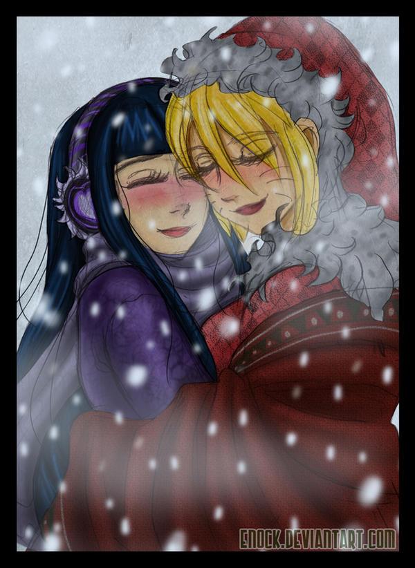 Let it snow by Enock