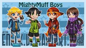 MightyMuff Boys aka RowdyRuff Boys