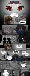 Sasuke's story MitM Part 1 by Enock