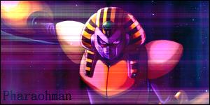 Pharaohman by Pflanzenmann