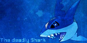 Deadly Shark by Pflanzenmann