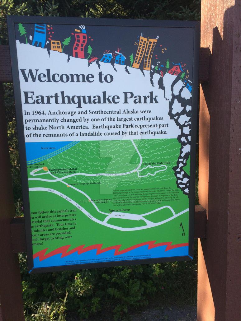 Earthquake Park Alaska by silverforestdragons2