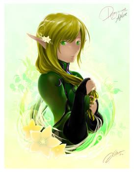 Master Archer Adeline