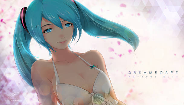 Hatsune Miku - Dreamscape