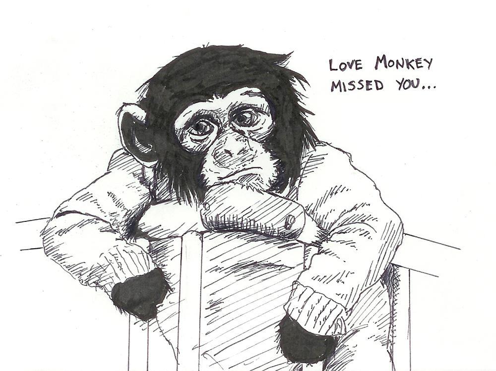 Love Monkey by masaya on DeviantArt