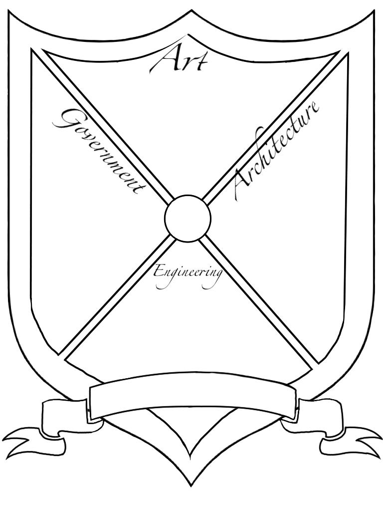 Shield design  by LY-notdigital