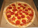 pepperoni pizza-cut