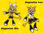 Vocaloid Twins